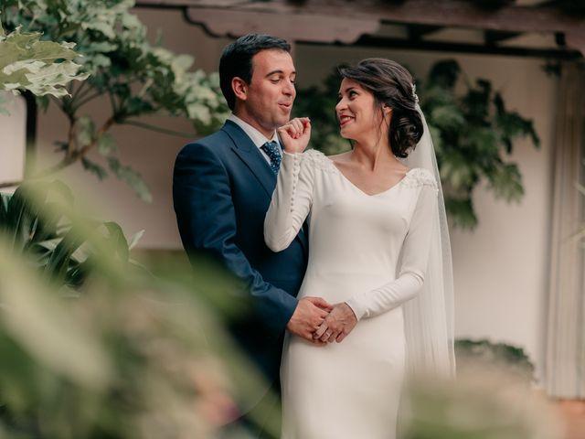 La boda de Ismael y Ana en Villarrubia De Los Ojos, Ciudad Real 95