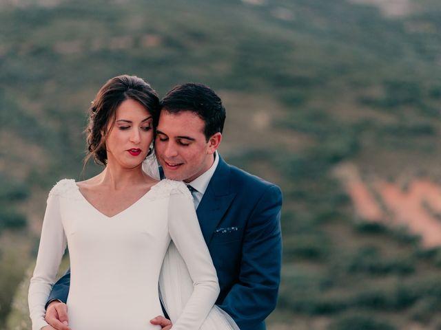 La boda de Ismael y Ana en Villarrubia De Los Ojos, Ciudad Real 98
