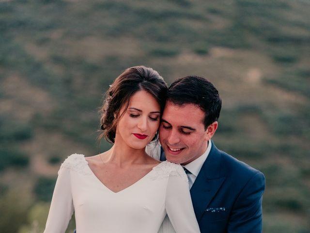 La boda de Ismael y Ana en Villarrubia De Los Ojos, Ciudad Real 99