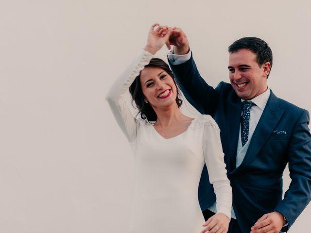 La boda de Ismael y Ana en Villarrubia De Los Ojos, Ciudad Real 1