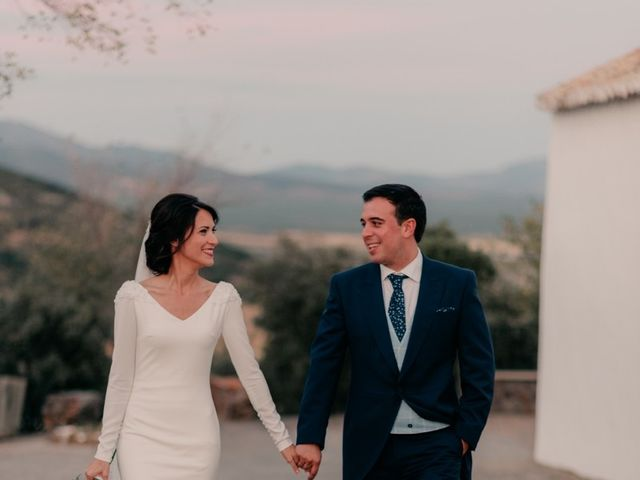 La boda de Ismael y Ana en Villarrubia De Los Ojos, Ciudad Real 102
