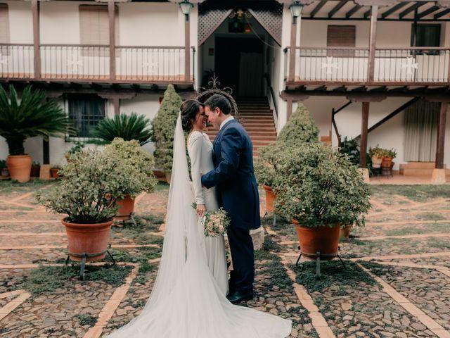 La boda de Ismael y Ana en Villarrubia De Los Ojos, Ciudad Real 103