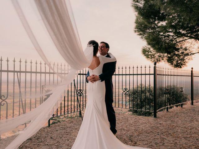 La boda de Ismael y Ana en Villarrubia De Los Ojos, Ciudad Real 104