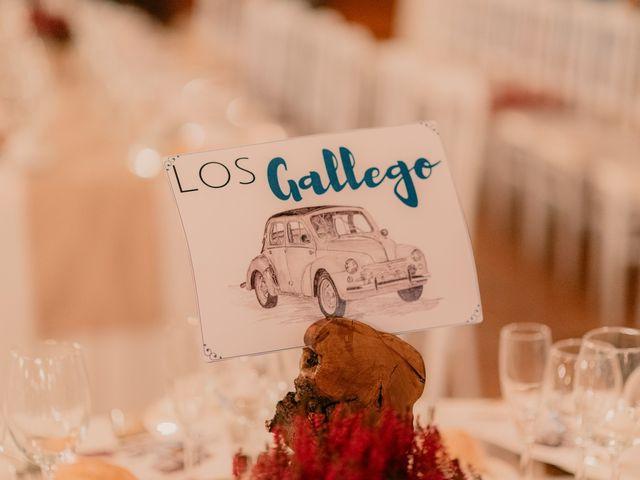 La boda de Ismael y Ana en Villarrubia De Los Ojos, Ciudad Real 107