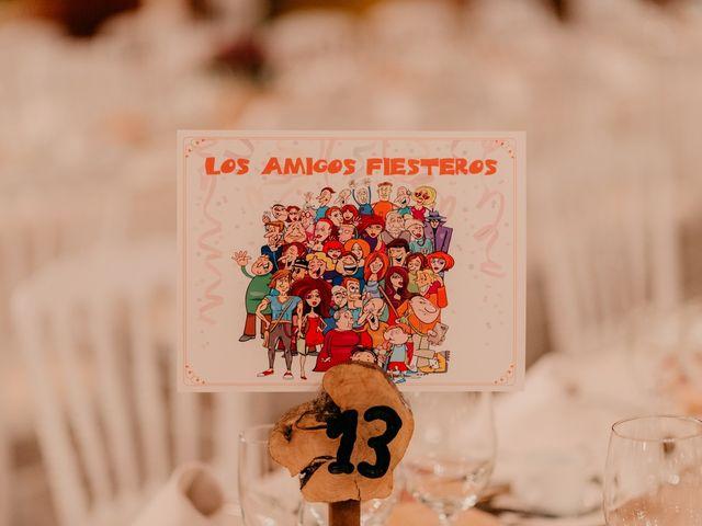 La boda de Ismael y Ana en Villarrubia De Los Ojos, Ciudad Real 110