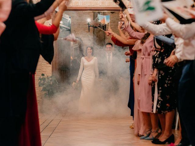 La boda de Ismael y Ana en Villarrubia De Los Ojos, Ciudad Real 111