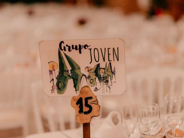 La boda de Ismael y Ana en Villarrubia De Los Ojos, Ciudad Real 112
