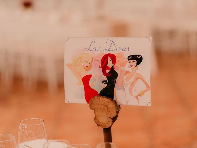 La boda de Ismael y Ana en Villarrubia De Los Ojos, Ciudad Real 113