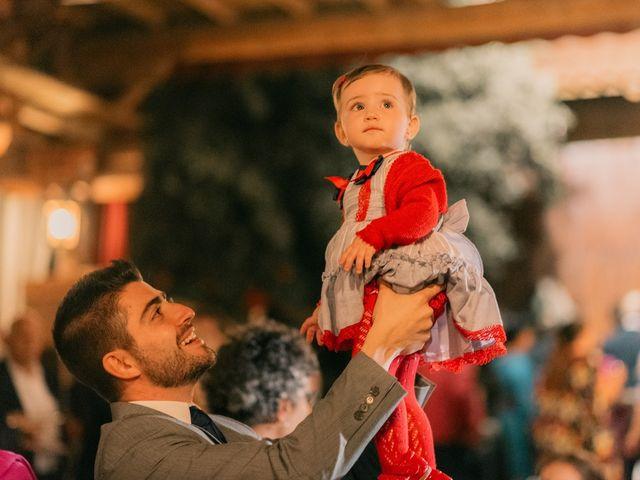 La boda de Ismael y Ana en Villarrubia De Los Ojos, Ciudad Real 114