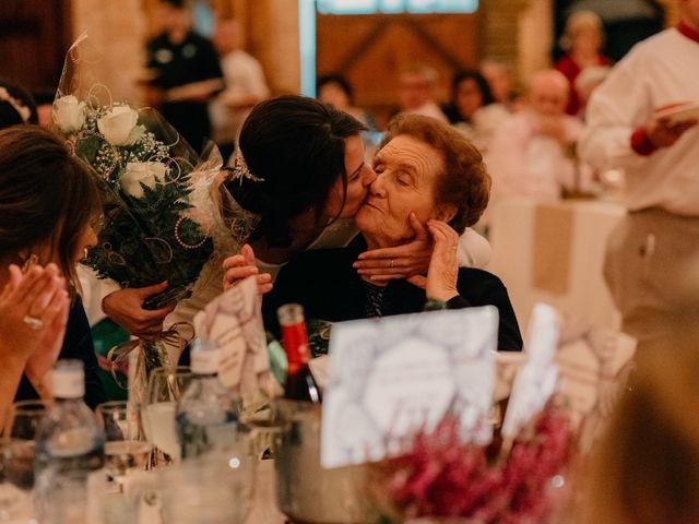 La boda de Ismael y Ana en Villarrubia De Los Ojos, Ciudad Real 118
