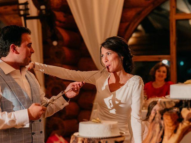 La boda de Ismael y Ana en Villarrubia De Los Ojos, Ciudad Real 125