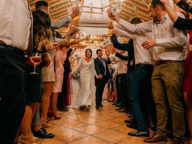 La boda de Ismael y Ana en Villarrubia De Los Ojos, Ciudad Real 130