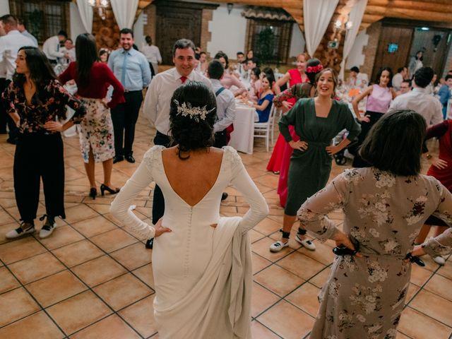 La boda de Ismael y Ana en Villarrubia De Los Ojos, Ciudad Real 132