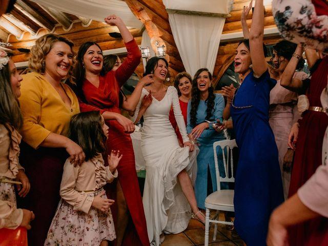 La boda de Ismael y Ana en Villarrubia De Los Ojos, Ciudad Real 137