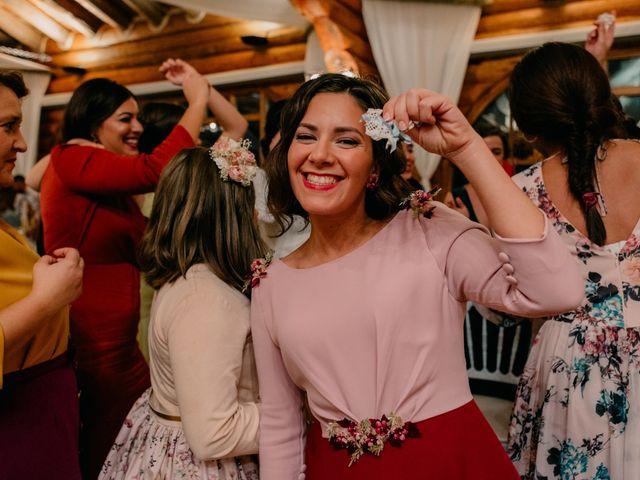 La boda de Ismael y Ana en Villarrubia De Los Ojos, Ciudad Real 138