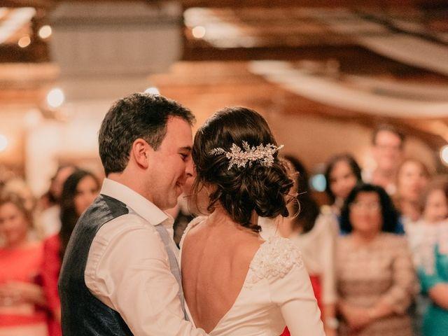 La boda de Ismael y Ana en Villarrubia De Los Ojos, Ciudad Real 140