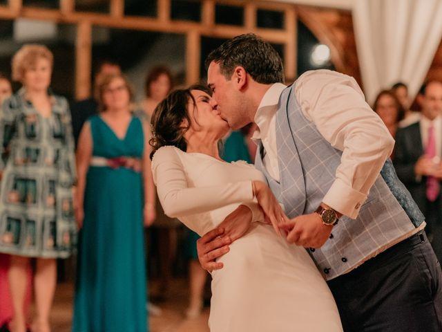 La boda de Ismael y Ana en Villarrubia De Los Ojos, Ciudad Real 141