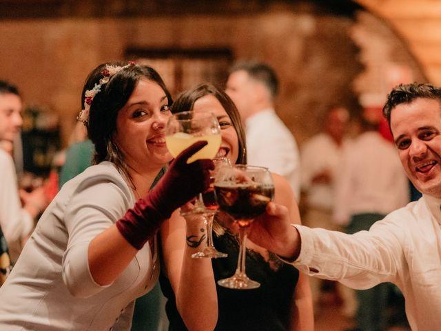 La boda de Ismael y Ana en Villarrubia De Los Ojos, Ciudad Real 143