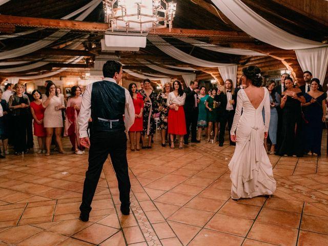La boda de Ismael y Ana en Villarrubia De Los Ojos, Ciudad Real 145