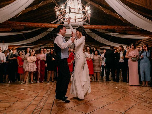 La boda de Ismael y Ana en Villarrubia De Los Ojos, Ciudad Real 146