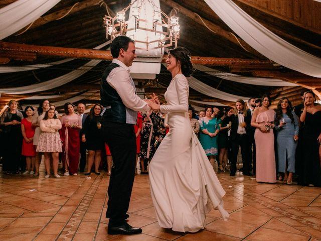 La boda de Ismael y Ana en Villarrubia De Los Ojos, Ciudad Real 147