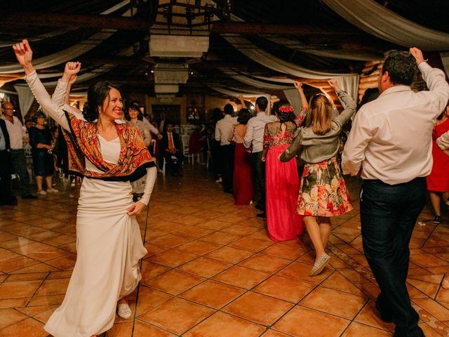 La boda de Ismael y Ana en Villarrubia De Los Ojos, Ciudad Real 149