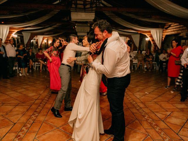 La boda de Ismael y Ana en Villarrubia De Los Ojos, Ciudad Real 150