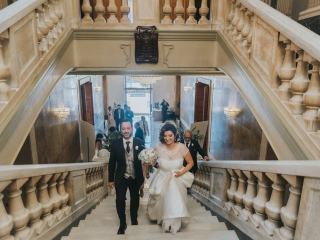 La boda de Nahum y Noelia en Murcia, Murcia 23