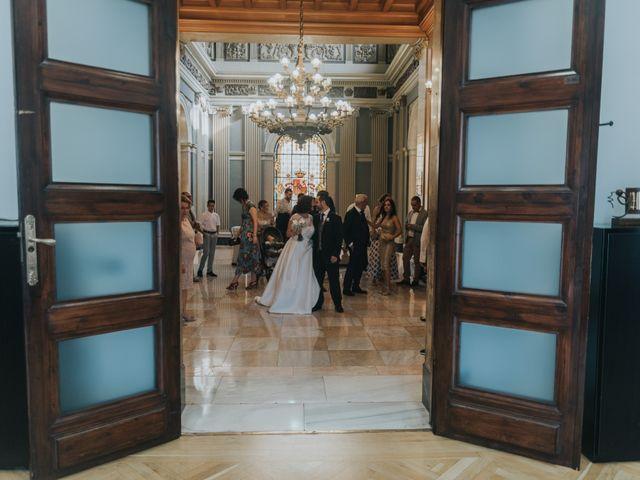 La boda de Nahum y Noelia en Murcia, Murcia 24