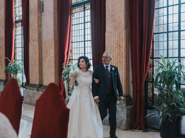 La boda de Nahum y Noelia en Murcia, Murcia 28