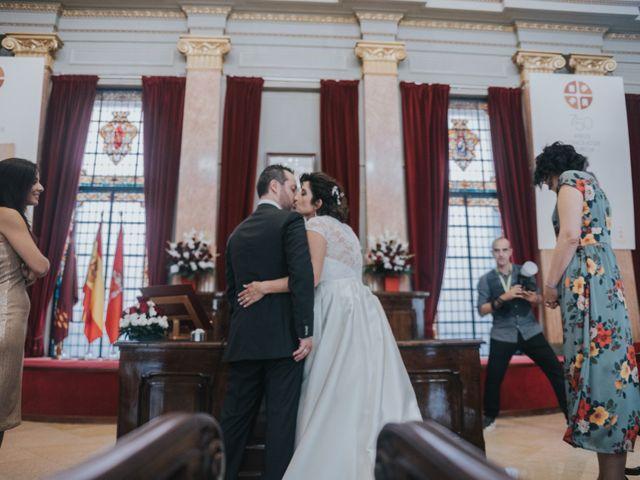 La boda de Nahum y Noelia en Murcia, Murcia 31