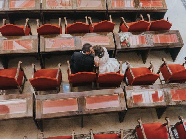 La boda de Nahum y Noelia en Murcia, Murcia 1