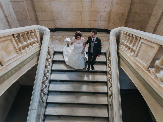 La boda de Nahum y Noelia en Murcia, Murcia 33