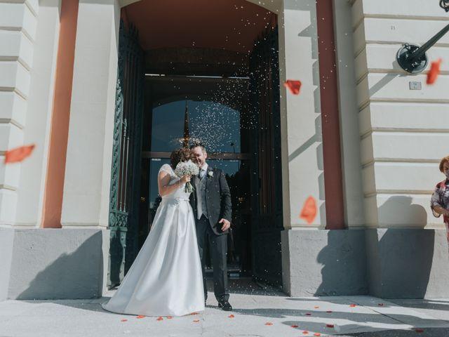 La boda de Nahum y Noelia en Murcia, Murcia 34