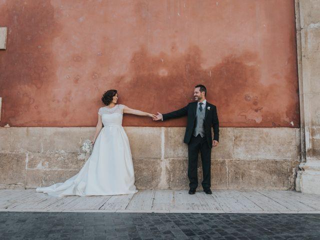 La boda de Nahum y Noelia en Murcia, Murcia 36