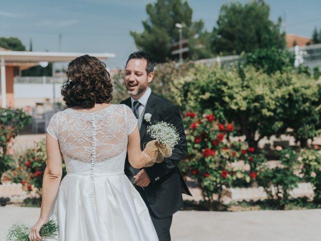 La boda de Nahum y Noelia en Murcia, Murcia 40