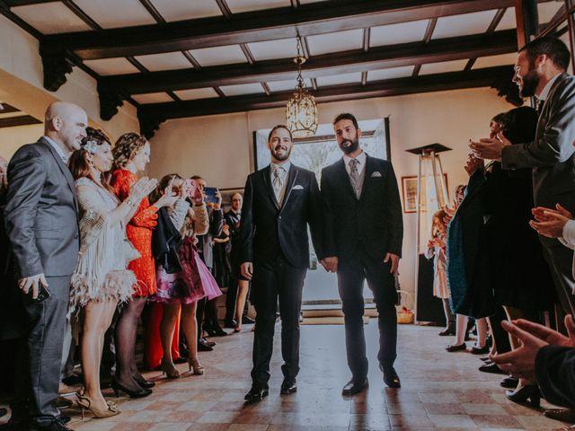 La boda de Jose y Jesús en Chiva, Valencia 17
