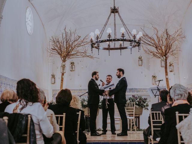 La boda de Jose y Jesús en Chiva, Valencia 93