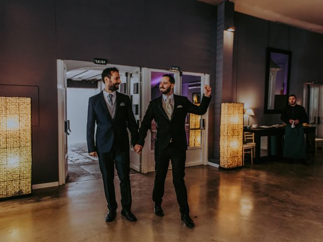 La boda de Jose y Jesús en Chiva, Valencia 60