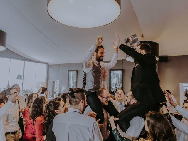 La boda de Jose y Jesús en Chiva, Valencia 74