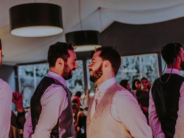 La boda de Jose y Jesús en Chiva, Valencia 81