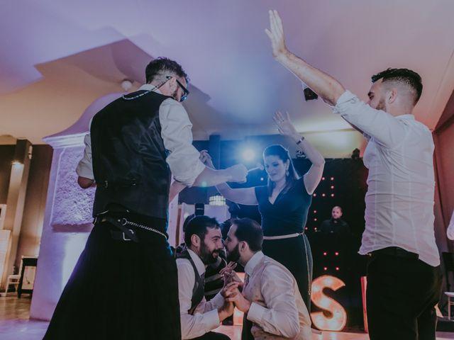 La boda de Jose y Jesús en Chiva, Valencia 91
