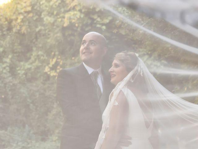 La boda de Fran y Virginia en Linares, Jaén 4