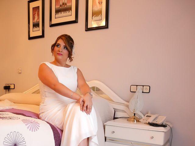 La boda de Fran y Virginia en Linares, Jaén 11