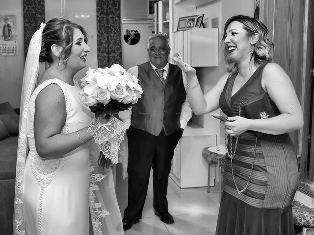 La boda de Fran y Virginia en Linares, Jaén 12