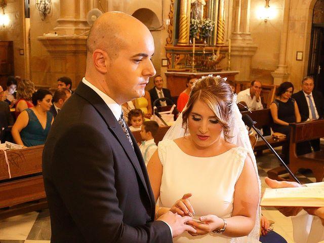 La boda de Fran y Virginia en Linares, Jaén 13