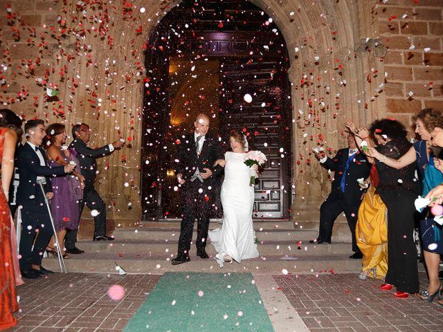 La boda de Fran y Virginia en Linares, Jaén 14