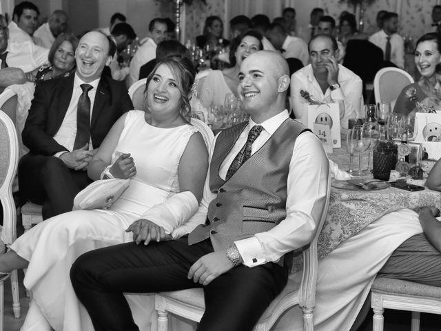 La boda de Fran y Virginia en Linares, Jaén 16