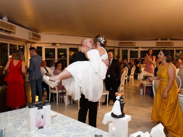 La boda de Fran y Virginia en Linares, Jaén 19