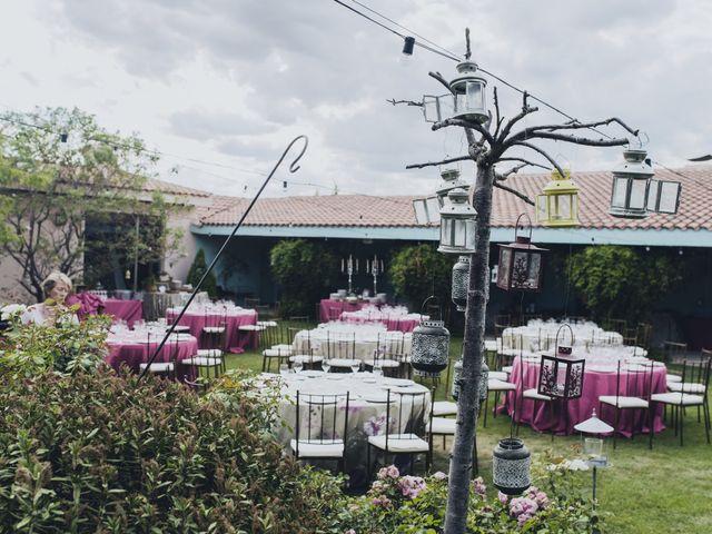 La boda de Olivier y Carmen en San Agustin De Guadalix, Madrid 7